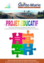 Projet éducatif page 1